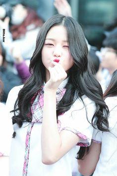 #JangWonYoung #Produce48 #StarShip #WinkGirl Kpop Girl Groups, Kpop Girls, K Pop, Yuri, Korean Girl, Asian Girl, Jang Wooyoung, Honda, Japanese Girl Group