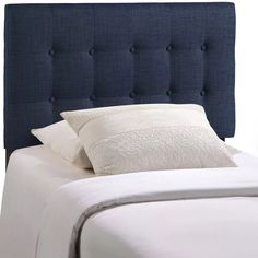 Emily Upholstered Fabric Headboard - Modway : Target