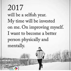 You have no idea ! #workingonme #memyselfandi #selfish #2017 #goals #upwards #investinme #beingbetter #physically #mentally