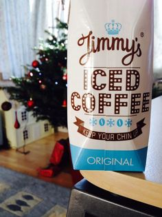 Cheeky little @jimmyicedcoffee whilst revising. Getting hooked on these