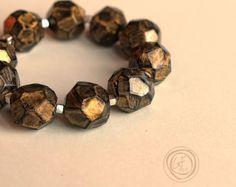 Handmade unique design jewelry set bracelet and от GFArtStore