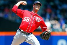 Nationals 1-0 over Mets: Doug Fister throws six-plus scoreless in series finale in Citi Field