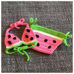Crochet Baby Dress Summer Bathing Suits 49 Ideas For 2019 Crochet Baby Bikini, Baby Girl Crochet, Crochet Baby Clothes, Baby Summer Dresses, Baby Dress, Dress Summer, Cool Baby, Baby Swimsuit, Baby Bathing