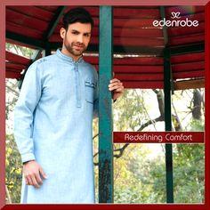 Eden Robe Summer Collection For Men 2014 | Men Shalwar Kameez Designs For Eid