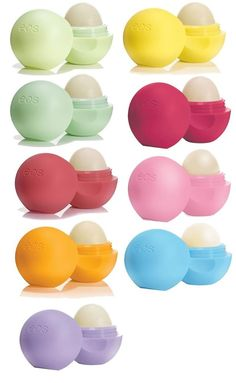 EOS Evolution Smooth Lip Balm Sphere 0.25 oz / 7g, Choose your Flavor