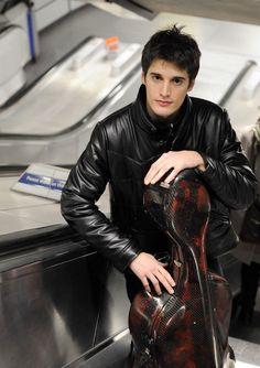 Luka Sulic, Cellist