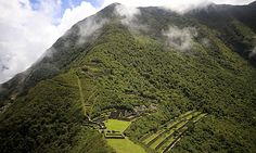 Choquequirao is one of the most remote Inca ruins in the Peruvian Andes, but plans for a cable car could bring much change to Machu Picchu's 'little sister'