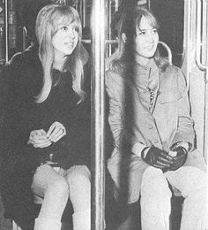 Beatles Girlfriends | All Together Now : Beatle Girls