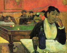 Paul Gauguin - Night Cafe at Arles (1888)