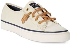 Sperry Top-Sider Women's Seacoast Sneakers -- These or the Converse Shoreline? Can't decide!