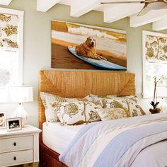 Surf and Slumber - Soothing Beachy Bedrooms - Coastal Living