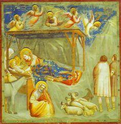 Nativity artist study