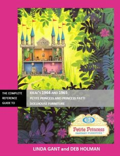 The ONLY Complete 1964-65 Petite Princess Furniture Reference Guide Book
