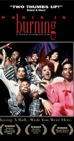 Directed by Jennie Livingston. With André Christian, Dorian Corey, Paris Duprée, David The Father Xtravaganza. A chronicle of New York's drag scene in the 1980s, focusing on balls, voguing and the ambitions and dreams of those who gave the era its warmth and vitality.