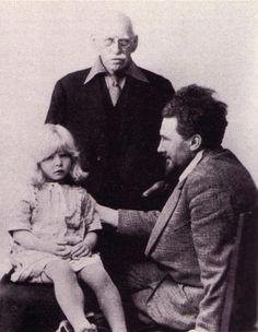 Ezra Pound's Daughter