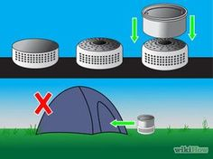 Trangia Camping Stove guide