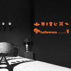 wallsticker Halloween ウォールステッカー