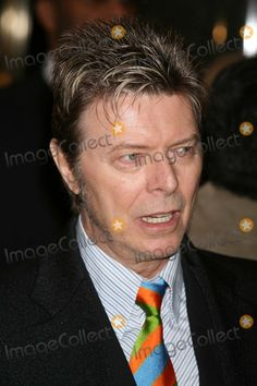 New York, NY 12-01-2005 David Bowie attends the opening night performance of The…