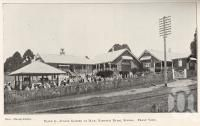 """<span class=""""caption-caption"""">Junior classes at play, Nambour Rural School</span>. <br />From <span class=""""caption-book"""">Queensland Agricultural Journal</span>, 1922, collection of <span class=""""caption-contributor"""">Fryer Library, UQ</span>."""