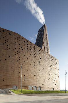 Galería - Línea de Incineración en Roskilde / Erick van Egeraat - 21