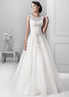 Agnes Bridal Dream Brautkleider 2016 | ms Bildergalerie - Modell 14306 by AGNES BRIDAL DREAM