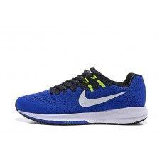 Buy Nike Air Zoom Structure 20 Mens Blue Running Shoes Free Running Shoes, Nike Air Zoom Pegasus, Nike Free, Sneakers Nike, Blue, Men, Fashion, Nike Tennis, Moda
