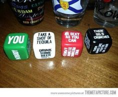 Dice, not just for D&D