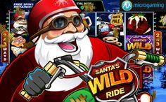 Win bonus gifts & Free Spins with Microgaming's end of the year 'Festive Frenzy' multiplayer tournament:-  As the year is about to end and the festivals are round the corner, so #Microgaming is ending the year by hosting a Multiplayer tournament, #FestiveFrenzy. The tournament features #SantaWildRideSlot which is a #5reel #slots. The players have the chance to win #bonus gifs, #freespins and cash prizes.