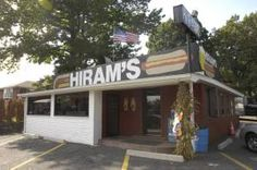 "Munch on a Jersey hot dog: There are grilled dogs, ""dirty water"" dogs, even deep-fried dogs served with the casing ripped open. Shown here, the famous Hiram's in Fort Lee."