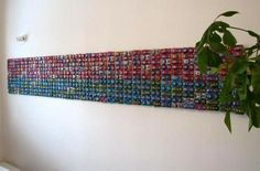 toy cars wall art