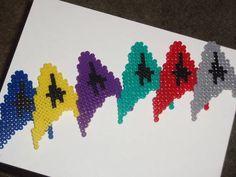 star trek coaster pattern   Topic: Perler bead coasters! (Read 1281 times)