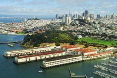 Fort Mason Center Firehouse, San Francisco (what a neat venue!)