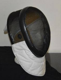 @fencinguniverse : Absolute Fencing Gear Fencing Helmet White Size Medium  $24.95 (0 Bids) End Date: Monday S http://aafa.me/1KMOCQs http://aafa.me/1Jobbpg