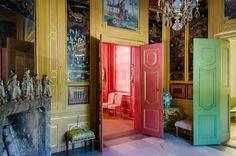 Chinese Pavilion, Drottningholm Palace, Stockholm, Sweden