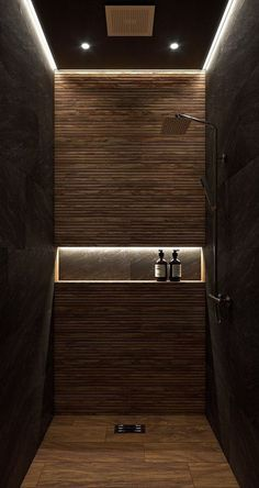 Don't let a small bathroom stand in the way of your dream bathroom . Don't let a small bathroom stand in the way of your dream bathroom . Hotel Bathroom Design, Modern Bathroom Design, Toilet And Bathroom Design, Modern Luxury Bathroom, Washroom Design, Simple Bedroom Design, Toilet Design, Modern House Design, Bad Inspiration