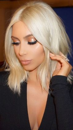 Kim Kardashian West come stop by Top Level Salon for this look! #TopLevelSalon