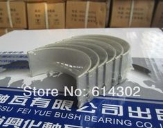 weifang Ricardo 495/K4100 diesel engine parts --Connecting rod bearing for weifang diesel generator parts