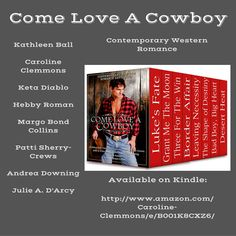 HAVE A TASTE OF COME LOVE A COWBOY!  YOU CAN DOWNLOAD A SAMPLE BOOK  WITH LOTS OF GREAT RECIPES AND HAVE A SNEAK PEEK BY GOING TO One of my fellow authors in Come Love a Cowboy is Kathleen Ball.  K…