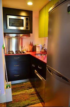 Smallkitchendesign10 1004×667  Sajano Gochhano Glamorous Kitchen Design For Small Houses Decorating Inspiration