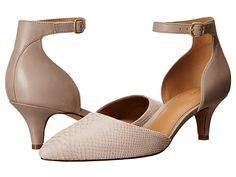 Clarks Sage Glamor Shingle Grey Snake Leather - Zappos.com Free Shipping BOTH Ways