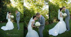 2 Tier Fingertip Wedding Veil Raw Edge  Ivory by LaceANDLagniappe