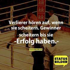 Coole Motivationssprüche. Mehr auf www.statusbilder.de