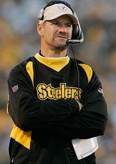 Coach Bill Cowher
