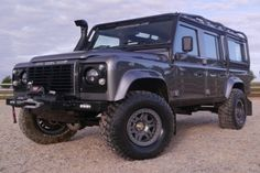 3.2 TDci. DEFENDER ICON EXTREME OFF TO OMAN - Land Rover Defender Icon