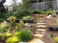 Designing Paths for Your Landscaping   Outdoor Design - Landscaping Ideas, Porches, Decks, & Patios   HGTV