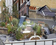 Lets play! Find this roof garden in London and win a Grass vase.