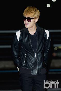 [Bnt Photos] Kim Jae Joong 'Happy New Year'#170128 #Jaejoong heading to #Australia for photoshoot #김재중