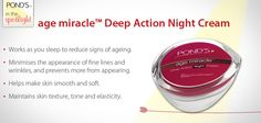 age miracle Deep Action Night Cream Smooth Skin, Spotlight, It Works, Action, Age, Cream, Night, How To Make, Creme Caramel