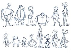 Examples of Character Design « Character Animation