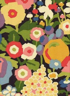 Kaufmann Flower Patch Blossom.